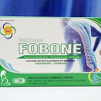 Thực phẩm bảo vệ sức khỏe Canxi Nano Fobone cho người thiếu canxi, phụ nữ có thai, người loãng xương