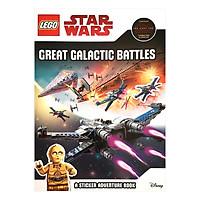 Lego Star Wars: Great Galactic Battles