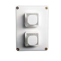 Công tắc điều khiển từ xa thông minh RC2S ( Tặng 02 nút kẹp cao su giữ đây điện cố định )