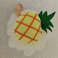 Bông Tắm Hình Trái Cây Dễ Thương Cao Cấp Siêu Sạch