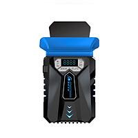 Quạt Tản Nhiệt Laptop Di Động Có Đèn LED COOLCOLD K29 - Đen