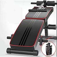 Ghế gập bụng đa năng - Ghế tập cơ bụng 5 động tác