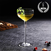 Ly cocktail crystal martini couper - Ly Cocktail