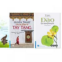Combo 2 cuốn: Huyền Thuật Và Các Đạo Sĩ Tây Tạng + Đạo - Con Đường Không Lối (Tặng kèm bookmark danh ngôn hình voi)
