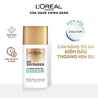 Kem chống nắng mịn nhẹ bảo vệ da chống lão hóa L'Oreal Paris UV Defender 50ml