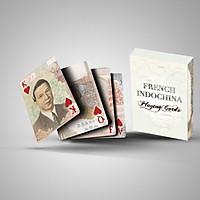 Bộ Bài Tú Lơ Khơ Đông Dương French Indochina 54 lá