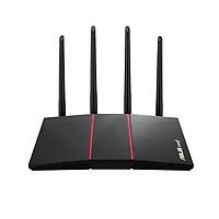 Router Wifi Asus RT-AX55 Chuẩn AX1800 Dual Band WiFi 6 - Hàng Chính Hãng