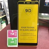 Kính Cường Lực 9D Full Màn Hình Dành Cho Xiaomi Redmi Note 5 Pro