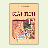 Giải Tích 12 - Song Ngữ Việt - Anh