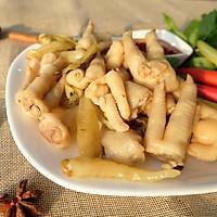 Đồ ăn vặt chân gà VuVu vị cay nhẹ ( Gói 225 gram )
