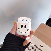 Airpods case - Ốp bảo vệ dành cho Airpod 1/2 - Mặt cười emotion