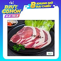 [Chỉ Giao Tân Bình, Tân Phú, Gò Vấp] - CỐT LẾCH HEO CẮT ĐÔNG LẠNH NKP 1kg