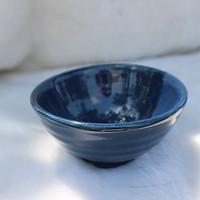 Chén Sứ Ăn Cơm Màu Xanh Đậm - Gốm Sứ Nhật - Hàng Cao Cấp - Chống Nứt Mẻ