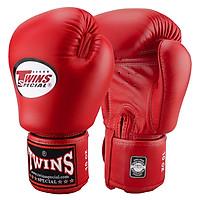 Găng Tay Boxing và Muay Thai Twins Special 12oz - Đỏ