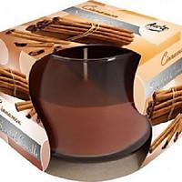 Ly nến thơm Bispol BIS1658 Cinnamon 100g (Hương quế)