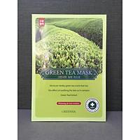 Mặt nạ trà xanh GREENSIA