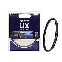 Kính Lọc Filter Hoya UX UV 62mm - Hàng Chính Hãng