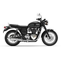 Xe Môtô Triumph Bonneville T120 - Đen Bóng