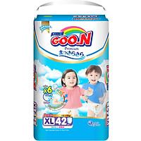 Tã quần Goon Premium size XL42 cho bé 12-17kg