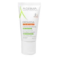 Kem Làm Mềm Da, Dịu Kích Ứng A-Derma Cho Da Khô Đến Rất Khô Exomega Control Emollient Cream (50ml)