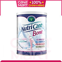 [Lon 900g] Sữa bột Nutricare Bone cho người lớn tuổi, dinh dưỡng phòng chống loãng xương, cải thiện sụn khớp