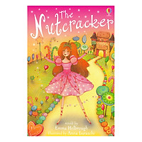 Usborne Young Reading Series One: The Nutcracker + CD