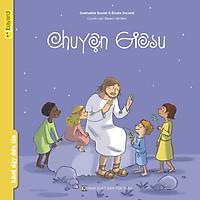 Chuyện Giêsu - Truyện Tranh Thiếu Nhi
