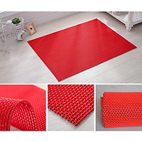 Thảm nhựa trải sàn, thảm nhựa lưới chống trơn trượt dùng để bảo vệ sự an toàn khổ 1mx1m2 có 4 màu