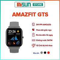 Đồng Hồ Thông Minh Theo Dõi Vận Động Theo Dõi Sức Khỏe Xiaomi Huami Amazfit GTS - Hàng Chính Hãng