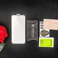 Kính Cường Lực Không Viền Cho iPhone 11 Pro Max / iPhone XS Max (Kèm bộ vệ sinh màn hình loại 1)