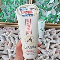 Sữa Rửa Mặt Làm Mờ Nám Tinh Chất Rượu Sake Nhật Bản Dr. Cute