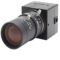 Camera/Webcam công nghiệp 08 MP (3264X2448 Sony IMX179)-Ống Kính 5-50mm Varifocal-Hàng nhập khẩu