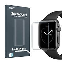 Dán màn hình Apple Watch Series 4 44mm 3D full GOR (Hộp 2 miếng) - Hàng nhập khẩu