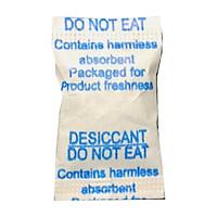 Túi hút ẩm secco silica gel 0,5gr – 1kg (2000 túi) hàng chính hãng - Paper - chữ xanh 1 mặt