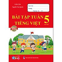 Bài Tập Tuần Tiếng Việt 5- Tập 1