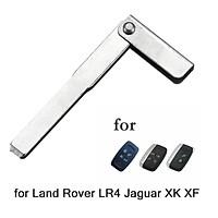 Emergency Smart Key Blade Blank Uncut Insert For Land Rover LR4 Jaguar XK XF