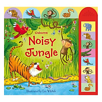 Usborne Noisy Jungle