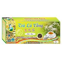 Trà Lá Vằng  Lợi Sữa (Hộp 50 Túi Lọc X 2g) - Nguyên Thái Trang – Thảo Dược Thiên Nhiên – Tốt Cho Sức Khỏe