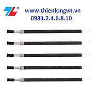 Combo 5 ruột bút nước - bút gel 0.5mm Thiên Long GR-01 mực đen