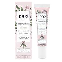 Kem dưỡng giúp giảm quầng thâm, nếp nhăn, chống lão hóa toàn diện vùng da quanh mắt Berdoues 1902Mille Fleurs Eye Contour Cream 15ml