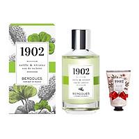 Nước Hoa Berdoues 1902 Trefle & Vetiver Eau De Toilette 100ml + Tặng Kèm 1 Sữa Tắm Berdoues 1902 Shower 50ml