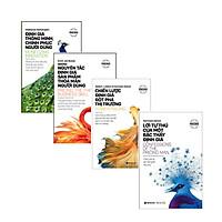 Combo 4 Cuốn Sách Đặc Biệt Về Định Giá: Định Giá Thông Minh, Chinh Phục Người Dùng + Những Nguyên Tắc Định Giá Sản Phẩm Thỏa Mãn Người Dùng + Chiến Lược Định Giá Đột Phá Thị Trường + Lời Tự Thú Của Một Bậc Thầy Định Giá