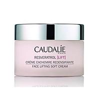 Caudalie Resveratrol Lift Face Lifting Soft Cream - Kem Dưỡng Giảm Nhăn Cho Da Khô Đến Da Thường