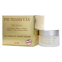 Kem Chống Lão Hóa Da - Nám - Tàn Nhang Phi Thanh Vân 30g