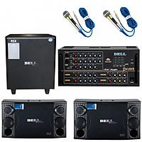 Dàn karaoke gia đình BELLPlus PA - 506N - Hàng chính hãng