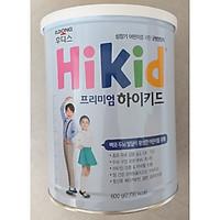 Sữa HIKID Premium Hàn Quốc tăng trưởng chiếu cao tối đa 600g