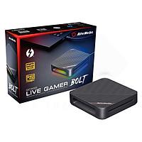 CARD AVERMEDIA LIVE GAMER BOLT GC555 4K HDR 60FPS Pass - Hàng CHÍNH HÃNG