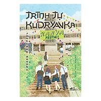 Trình Tự Kudryavka (Tặng Kèm 3 Bookmark + 1 Postcard Số Lượng Có Hạn)