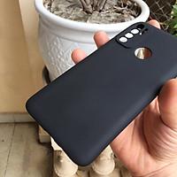 Ốp lưng Silicon Dẻo cho Vsmart Live 4 - có gờ bảo vệ camera
