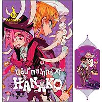 """""""Cậu"""" Ma Nhà Xí Hanako Tập 10 (Tặng Kèm Bookmark Pvc)"""
